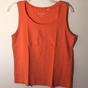 🔷Chico's🔷 Orange Tank Top - Size 1🔷